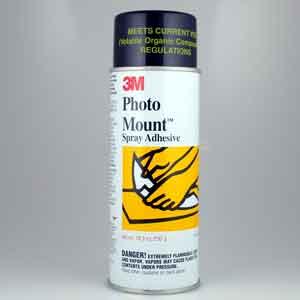 Scotch Photomount Spray Adhesive West Shore Distributors